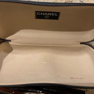Chanel authentic optical frame with lens